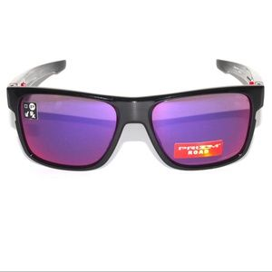 a4678c0c86e Oakley Accessories - Oakley OO9361-0557 CrossRange Sunglasses Red Black